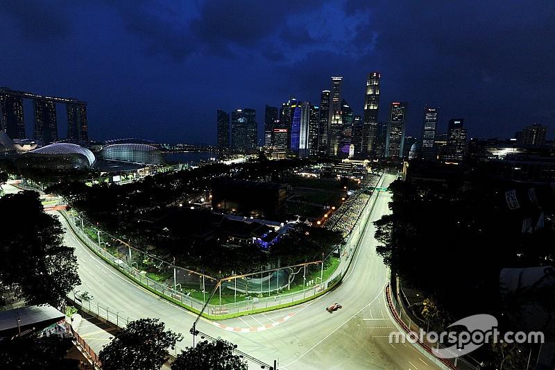 Гран При Сингапура 2017: расписание, факты и статистика
