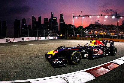 Gallery: All Singapore Grand Prix winners