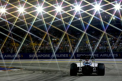 La meteorología para el GP de Singapur 2017 de F1