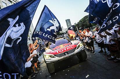 Peugeot siap taklukkan Reli Maroko