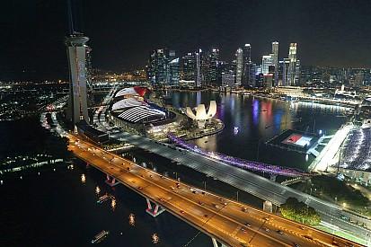 F1与新加坡大奖赛续约至2021年
