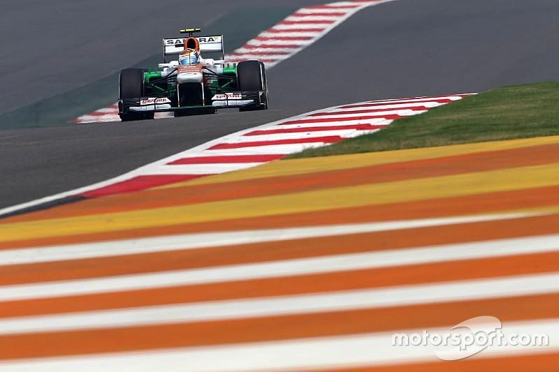 الفورمولا واحد منفتحة على عودة جائزة الهند الكبرى في المستقبل