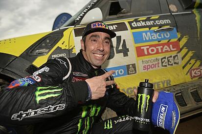 Nani Roma regresa a Mini para el Dakar 2018