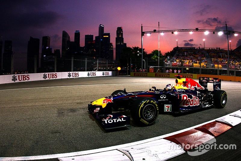 GALERI: Semua pemenang dan peraih podium GP Singapura