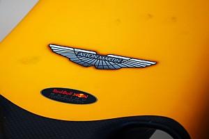 Aston Martin deve fazer parte do nome da Red Bull em 2018