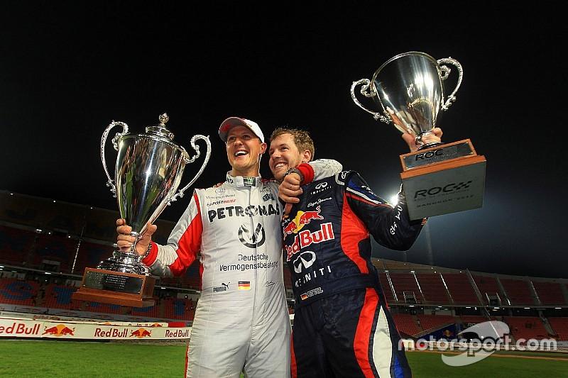 Formel 1: Sebastian Vettel fehlen Ratschläge von Michael Schumacher