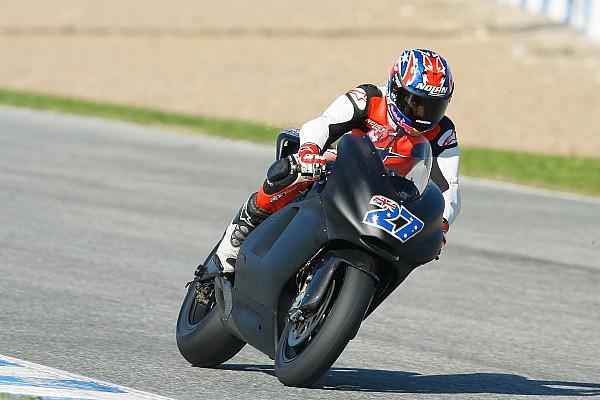 Casey Stoner: Erster MotoGP-Test mit der Aero-Verkleidung