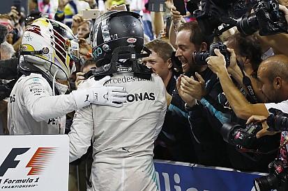 El cambio de peso de Rosberg que molestó a Hamilton