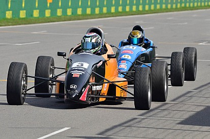 Ben Hurst claims Toyo Tires F1600 Championship