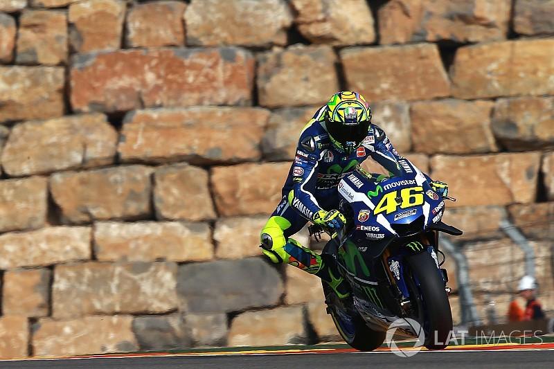 """Rossi: """"Voy a tener la respuesta real después de la primera práctica"""""""