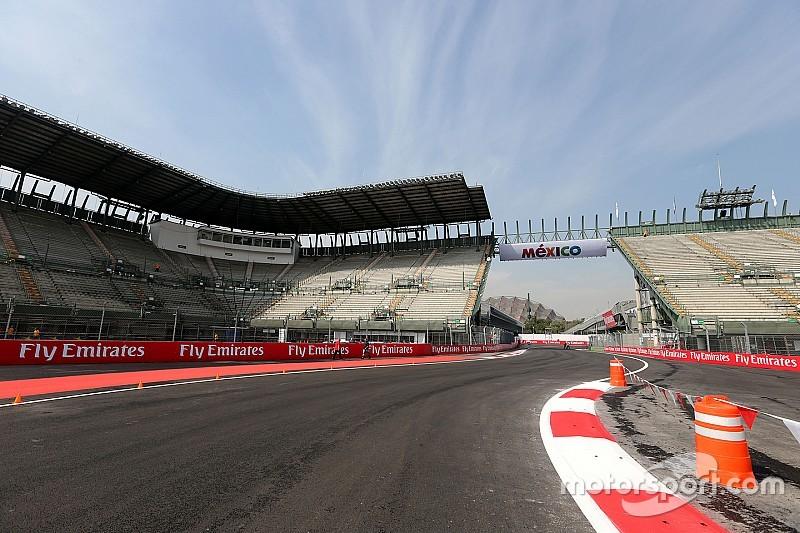 Geen schade aan Formule 1-circuit in Mexico na zware aardbeving