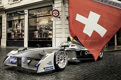 Zurich added to season four Formula E calendar