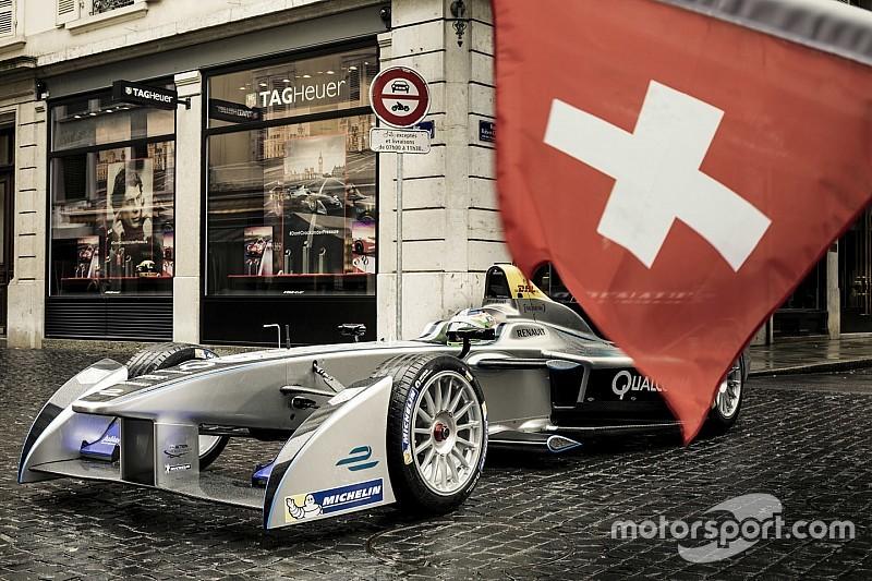 L'ePrix de Zurich signe un retour historique du sport auto en Suisse