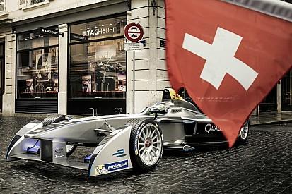 Москва проиграла Цюриху право проведения гонки Формулы Е