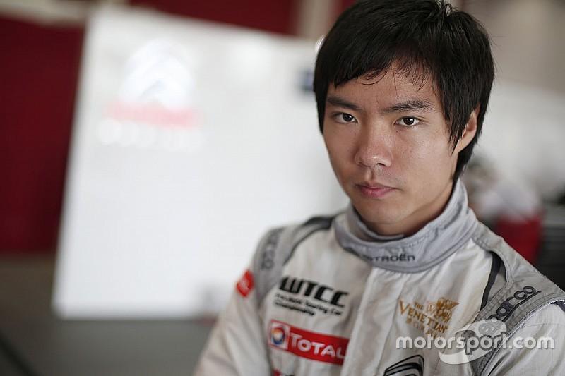 Ma joins Loeb's team for WTCC return at Macau