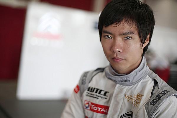 世界房车锦标赛 突发新闻 马青骅回归WTCC,再战东望洋