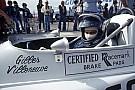 F1 El primer curso de conducción de Gilles Villeneuve
