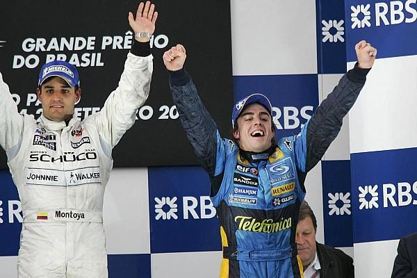 Forma-1 Nosztalgia Alonso megszerzi első világbajnoki címét