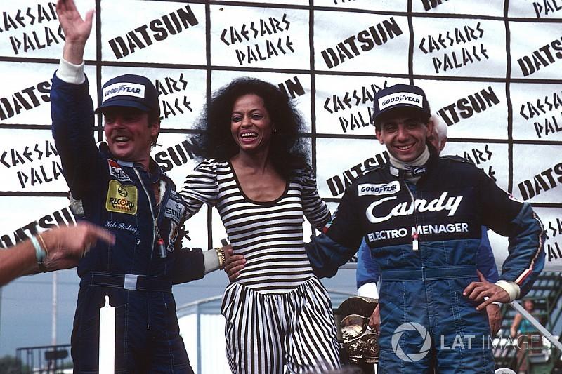 A 11. különböző versenyző is futamot nyert 1982-ben, Rosberg világbajnok