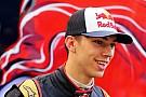 Pierre Gasly vor Formel-1-Debüt in Sepang bei Toro Rosso