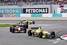 Formule 1 Bekijk de Grand Prix van Maleisië 2001 integraal