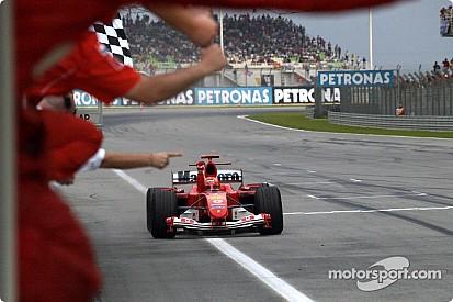 Malezya GP'sini kazananlar ve podyuma çıkanlar