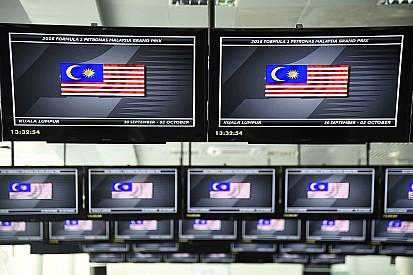 Horarios para el GP de Malasia