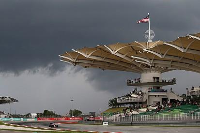 Гран При Малайзии: в день гонки ожидается гроза