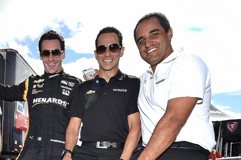 Montoya, Castroneves y Pagenaud correrán en Petit Le Mans