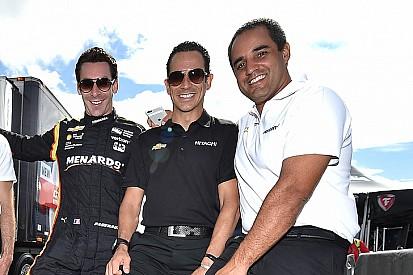 Montoya, Pagenaud et Castroneves associés pour Petit Le Mans