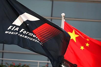 China confirma novo acordo de três anos com a F1