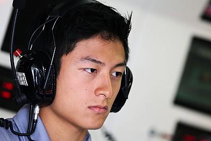 هاريانتو سيختبر سيارة فورمولا إي في فالنسيا