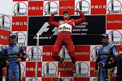 Michael Schumacher utolsó futamgyőzelme