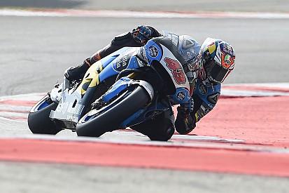 Em acidente parecido, Miller quebra perna direita como Rossi