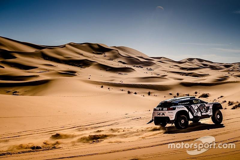 El Rally de Marruecos, última batalla previa al Dakar