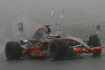 Как это было: дождевой хаос на Гран При Японии-2007