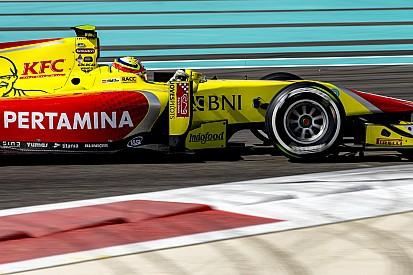 Palou debutta in F.2 con Campos Racing. Correrà a Jerez e Yas Marina