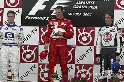 2000'den bu yana Japonya GP'de kazanan ve podyuma çıkan pilotlar