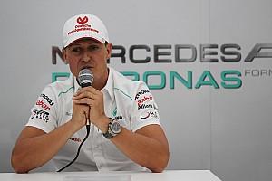 F1 Noticias de última hora Vídeo: cinco años del adiós definitivo de Michael Schumacher