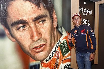 """Doohan: """"Márquez joue dans une autre catégorie que Dovizioso"""""""