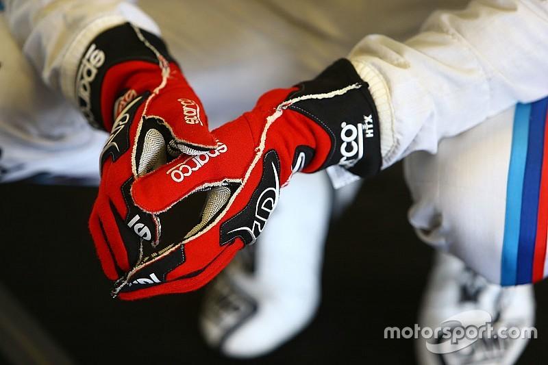 Formel 1 2018: Hightech-Handschuhe überwachen Fahrer