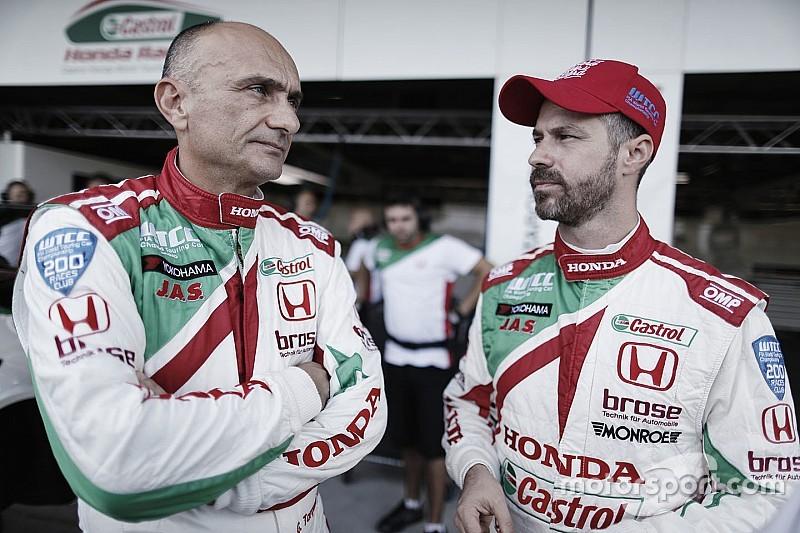 Monteiro non correrà in Cina, lo sostituisce Tarquini