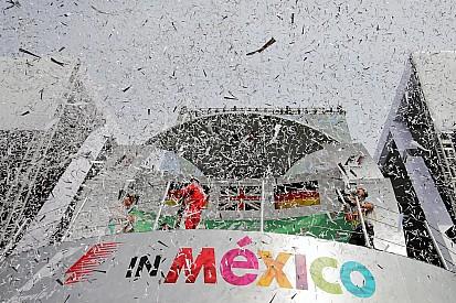Agotados los boletos para el GP de México