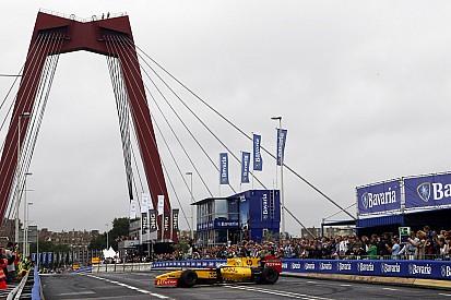 F1就举办荷兰街道赛开始谈判