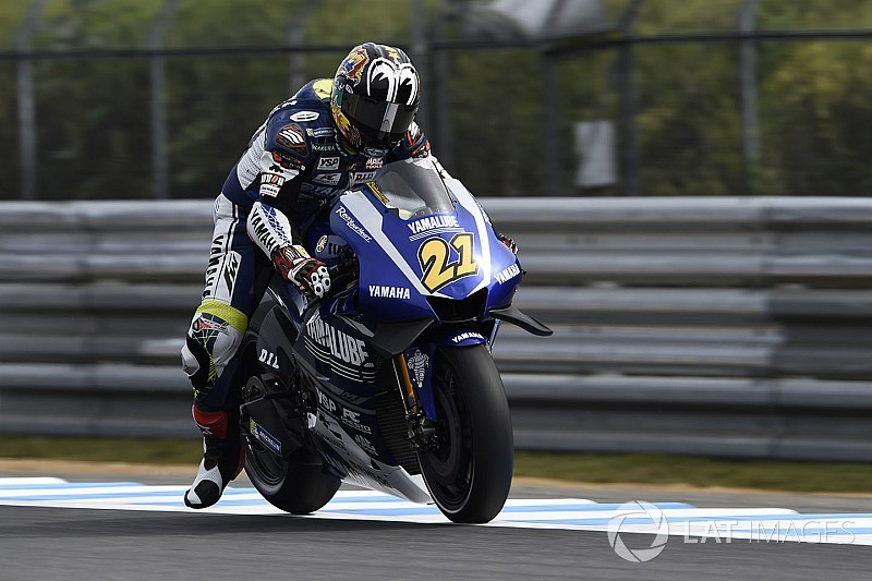 Nakasuga torna sulla Yamaha come wild card a Motegi