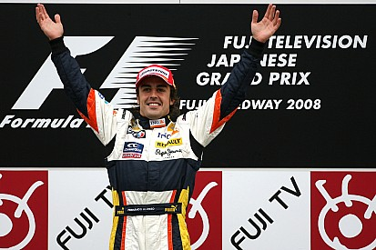 Alonso utolsó renault-s győzelme