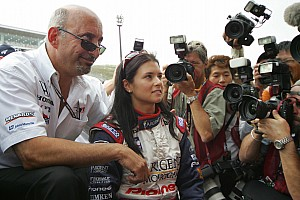 "IndyCar Breaking news Danica Patrick returning to the Indy 500 ""would be great"" says Rahal"