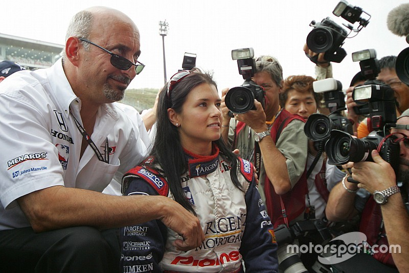 "Danica Patrick returning to the Indy 500 ""would be great"" says Rahal"