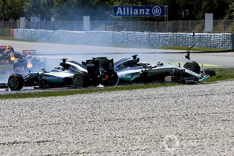 """Lauda : """"Hamilton et Rosberg ne se disaient même pas bonjour"""""""