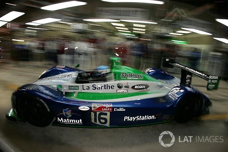 New Judd V10 engine boost for privateer LMP1 entrants